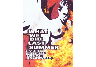 Robbie Williams - What We Did Last Summer - (DVD)
