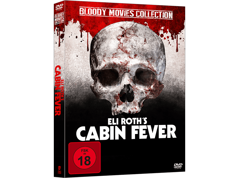 Cabin Fever (Bloody Movies Collection) [DVD]