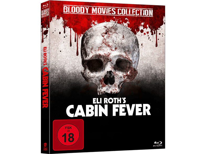 Cabin Fever (Bloody Movies Collection) [Blu-ray]
