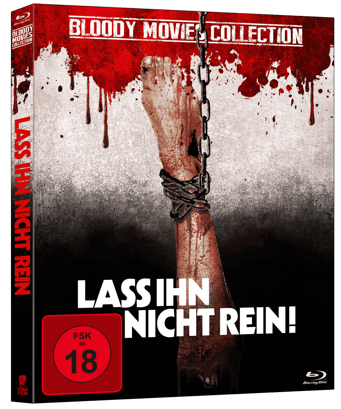 Lass ihn nicht rein! (Bloody Movies Collection) auf Blu-ray