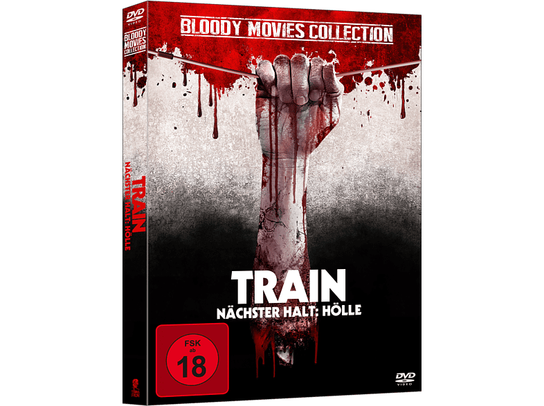 Train (Bloody Movies Collection) [DVD]