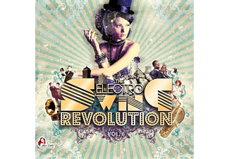 VARIOUS - The Electro Swing Revolution Vol.6 - (CD)