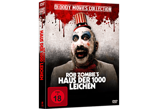 Rob Zombie's Haus der 1000 Leichen (Bloody Movies Collection) - (DVD)