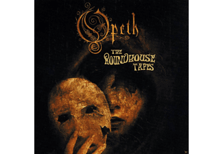Opeth - The Roundhouse Tapes - (CD + DVD Audio)