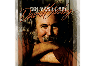 David Crosby - Oh Yes I Can - (CD)