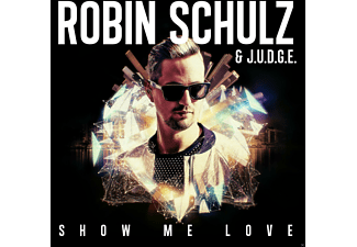 Robin Schulz, The Judge - Show Me Love (2-Track) - (5 Zoll Single CD (2-Track))