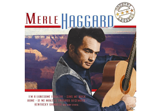 Merle Haggard - Country Legends - Merle Haggard - (CD)