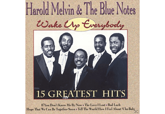 Harold Melvin & The Blue Notes - WAKE UP EVERYBODY - (CD)