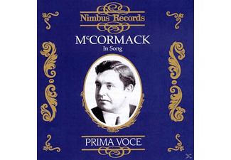 John Mc Cormack - MC Cormack In Song/Prima Voce - (CD)