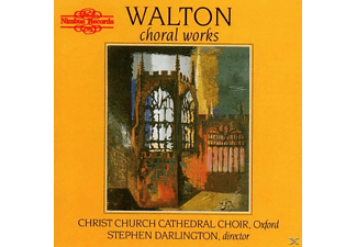 Stephen/christ Church Cathedral Choir Darlington - Choral Works - (CD)