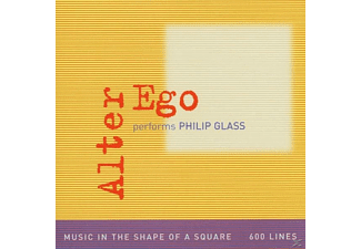 Alter Ego - Music in the shape of a square - (CD)