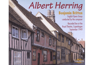 Albert Herring, Cross/Parr/Britten/English Opera Group - Britten Albert Herring - (CD)