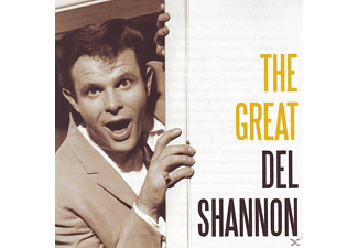 Del Shannon - The Great Del Shannon - (CD)
