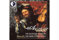 The & The Merry Companions Baltimore Consort - The Art Of The Bawdy Song [CD]