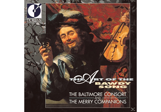 The & The Merry Companions Baltimore Consort - The Art Of The Bawdy Song - (CD)