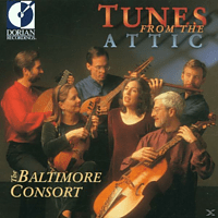 The Baltimore Consort - Tunes From The Attic [CD]