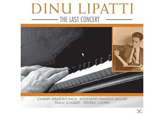 Dinu Lipatti - The Last Concert - (CD)