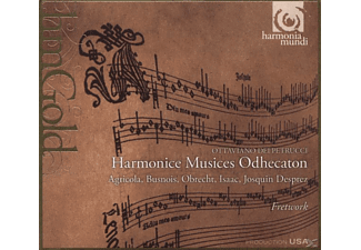Fretwork - Harmonice Musices Odhecaton - (CD)
