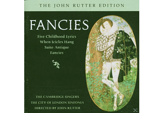 Rutter,John/Cambridge Singers,The/+ - Fancies - (CD)