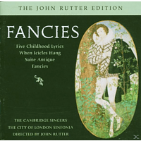 Rutter,John/Cambridge Singers,The/+ - Fancies [CD]