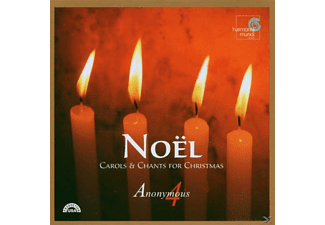 Anonymous 4 - Weihnachten Carols - (CD)