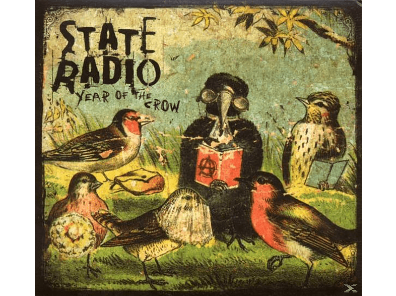 State Radio - Year Of The Crow [CD]