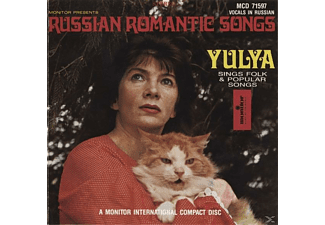 Yulya - Russian Romantic Songs - (CD)