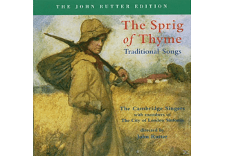 Rutter,John/Cambridge Singers,The/+ - The Sprig Of Thyme - (CD)