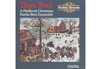Martin Best Ensemble - A Medieval Christmas - (CD)
