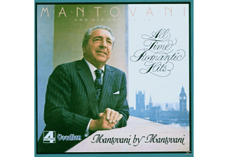 Mantovani - All The Romantic Hits/Mantovani By... - (CD)