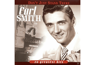Carl Smith - Don't Just Stand There-Greatest Hits - (CD)