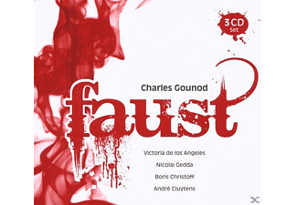 Various;De Los Angeles/Gedda/Christoff/Cluytens/+ - Faust (Margarete) (Ga) - (CD)