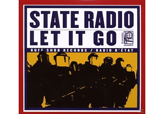 State Radio - Let It Go - (CD)