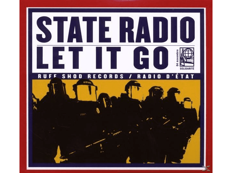 State Radio - Let It Go [CD]