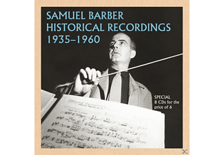 Various - Samuel Barber: Historical Recording - (CD)