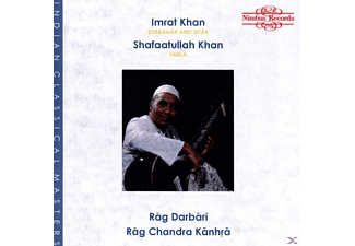 Imrat+shafaatullah Khan - Rag Darbari/Rag Chandra - (CD)