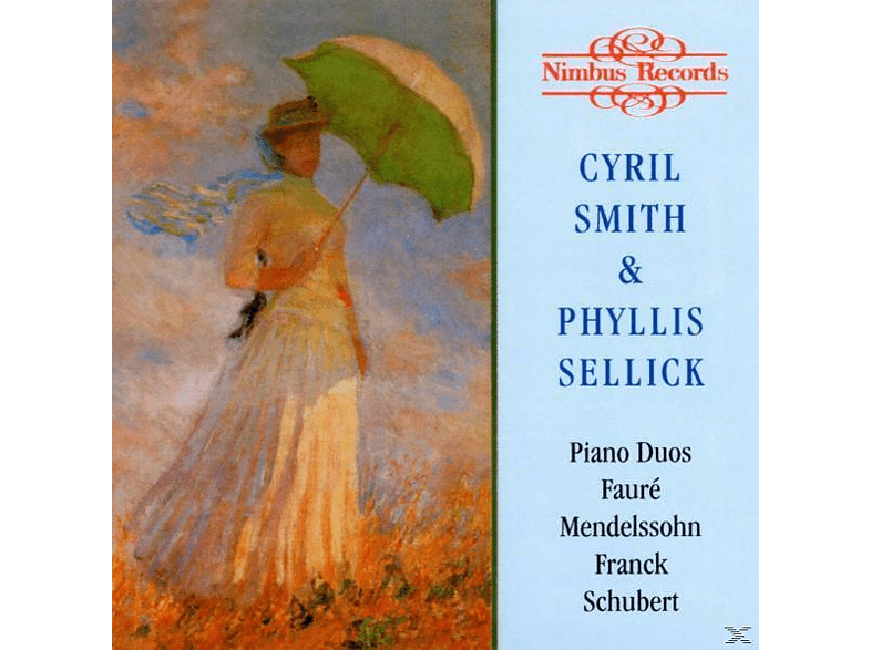 Cyril Smith, Phyllis Sellick - Piano Duets [CD]
