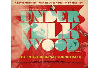 Various - Under Milk Wood-The Entire Original Soundtrack [CD]