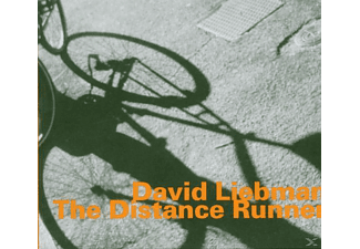 David Liebman - The Distance Runner - (CD)