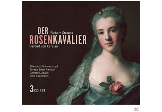 VARIOUS - Richard Strauss-Der Rosenkavalier - (CD)