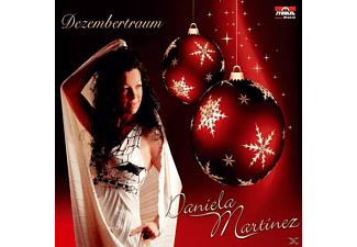 Daniela Martinez - Dezembertraum - (5 Zoll Single CD (2-Track))