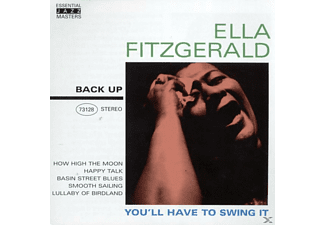 Ella Fitzgerald - You'll Have To Swing It - (CD)