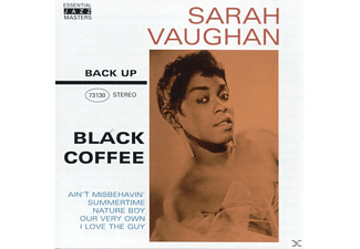 Sarah Vaughan - Black Coffee - (CD)
