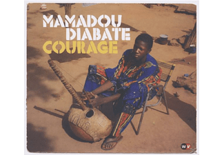 Mamadou Diabate - Courage - (CD)