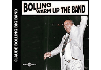 Claude Bolling - Warm Up The Band - (CD)