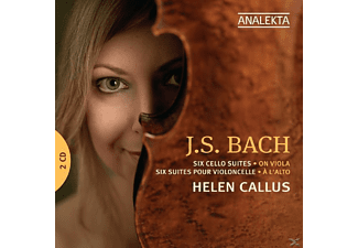 Helen Callus, VARIOUS - 6 Cellosuiten für Viola - (CD)