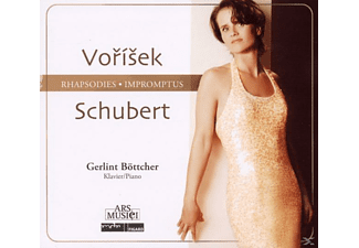 Gerlint Böttcher - Rhapsodien/Impromptus - (CD)