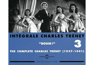 Charles Trenet - The Complete (1937-1941) Boum! - (CD)