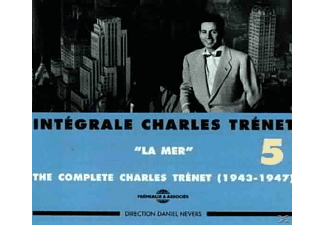 Charles Trenet - La Mer-The Complete Charles Trenet  Vol.5 1943-47 - (CD)