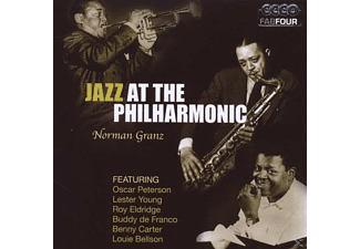 Norman Granz - Jazz At The Philharmonic - (CD)